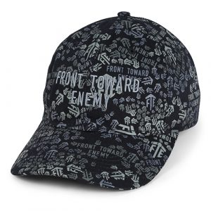 FTE all over logo cap