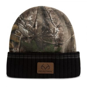 realtree edge knit watchcap