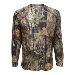 Mossy Oak Break Up Country Moisture Wicking Long Sleeve Shirt