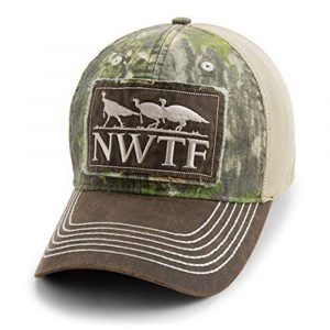 NWTF Patch Hat