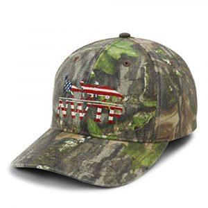 American Flag NWFT Hat