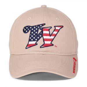 Winchester W Cap American Flag