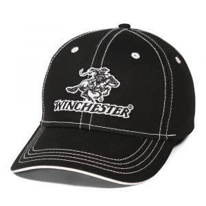 Winchester Black Horse and Rider Hat